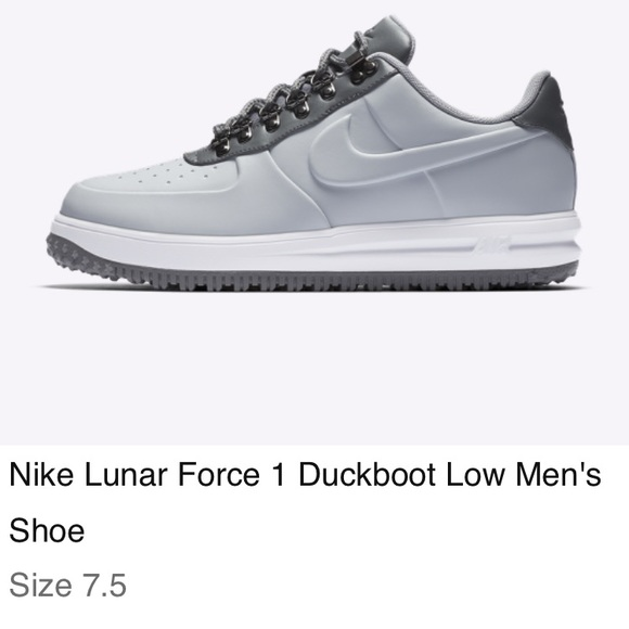 Nike lunar 1 duckboot
